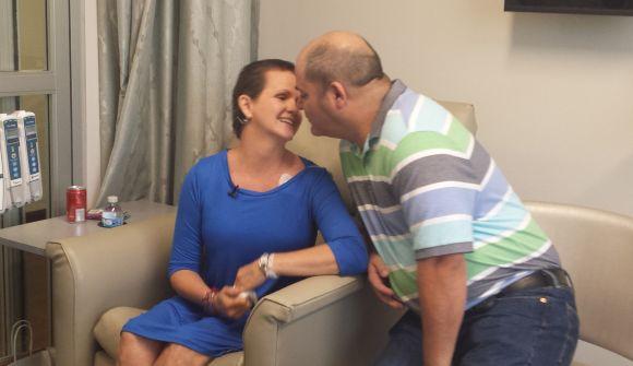 Lisa and Duane Friedlander