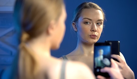 body altering apps mental health