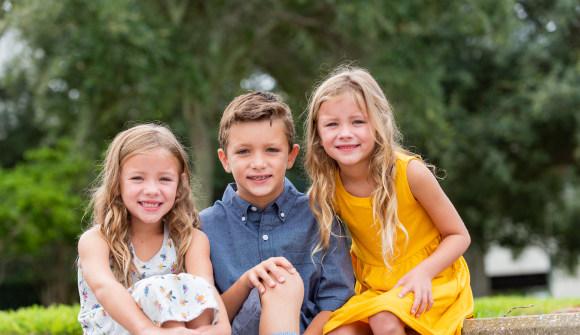 family fights leukemia twice