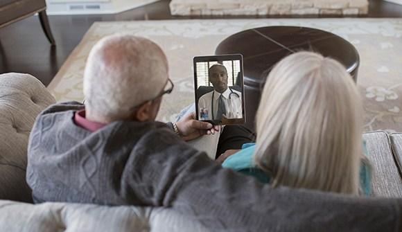 Telehealth visit