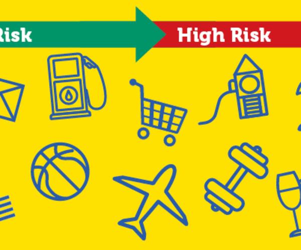 Baptist Health rank your risk COVID-19