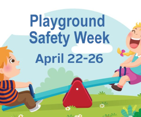 playground safety week
