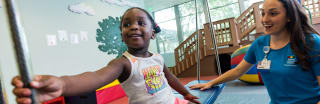 Wolfson Children's Hospital Rehabilitation Medicine