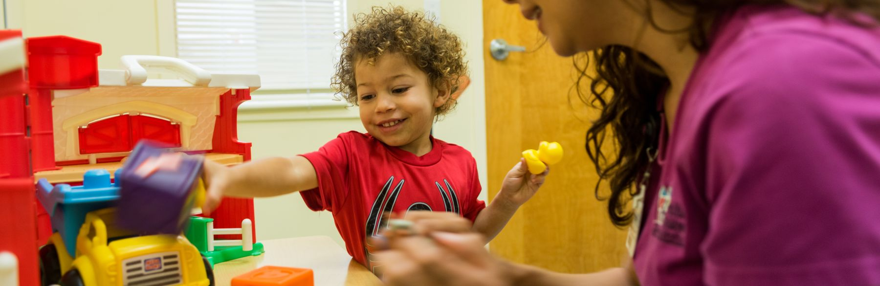 Wolfson Children's Hospital Occupational Therapy Locations