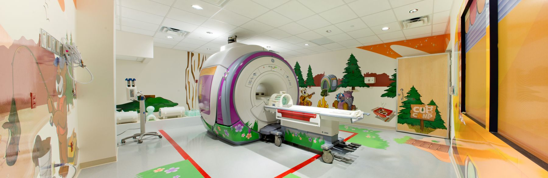 Wolfson Children's Hospital Imaging Locations