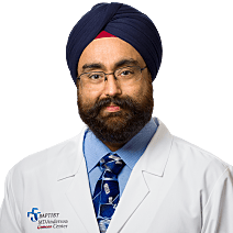 Photo of Anterpreet Neki, MD Hematologist Oncologist