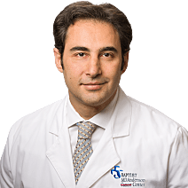Photo of Omar Mahmoud, MD, PhD Radiation Oncologist