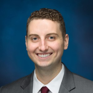 Photo of Kyle Babcock, PharmD, PGY-1 Resident at Wolfson Children's Hospital