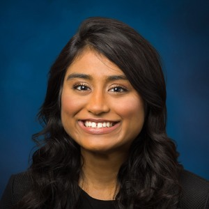 Photo of Sanyia Khan, PharmD, PGY-1 Pharmacy Resident at Wolfson Children's Hospital