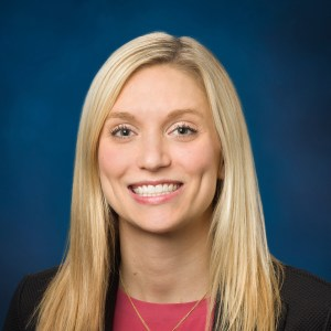 Photo of Stacey Curl, PharmD, PGY-1 Pharmacy Resident at Wolfson Children's Hospital