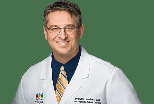 Brandon Kuebler, MD