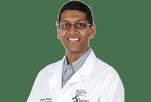 Brijmohan Sarabu, MD