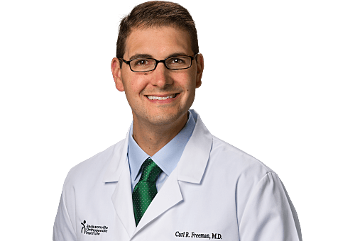 Carl Freeman, MD