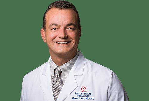 Marcus Cox, MD