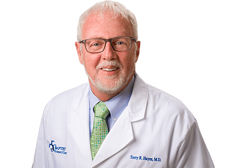 Terry Hayes, MD