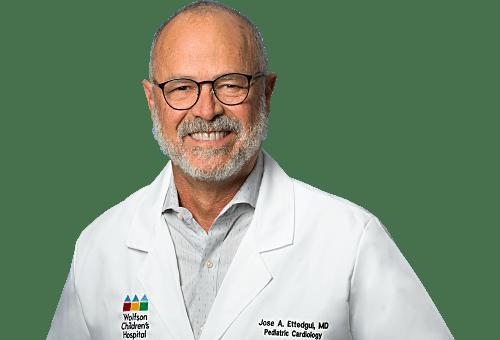 Jose Ettedgui, MD