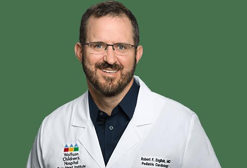 Robert English, MD, FAAP, FACC, FSCAI