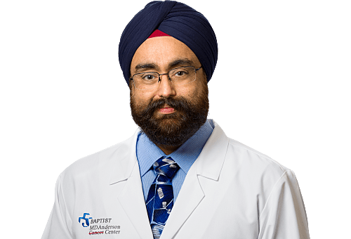 Anterpreet Neki, MD is a Hematologist Oncologist for Baptist Health in Jacksonville, FL