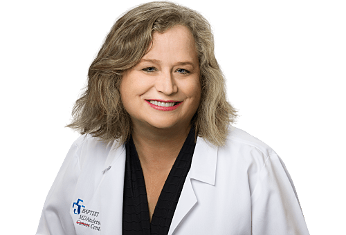 Beth-Ann Lesnikoski, MD, FACS is a Director of the Breast Program for Baptist Health in Jacksonville, FL