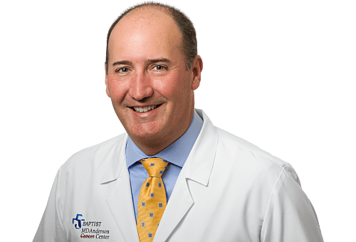 Russell Smith, MD, FACS is a Head & Neck Surgical Oncologist for Baptist Health in Jacksonville, FL