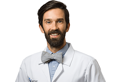 "William ""Adam"" Hammond, MD is a Hematologist Oncologist for Baptist Health in Jacksonville, FL"