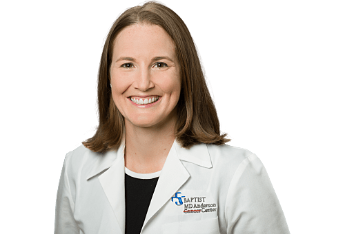 Lauren Hand, MD is a Gynecologic Oncology Surgeon for Baptist Health in Jacksonville, FL