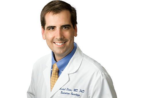Michael Olson, MD, PhD is a Radiation Oncologist for Baptist Health in Jacksonville, FL