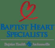 Baptist heart specialists logo