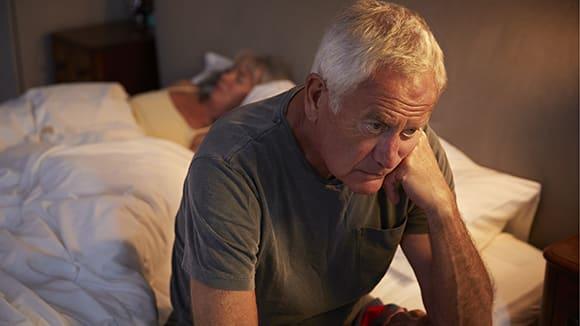 photo for The senior sleep dilemma article