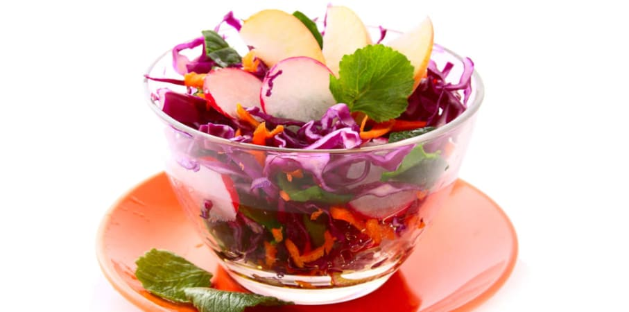 photo for RECIPE: Apple and Cabbage Salad article