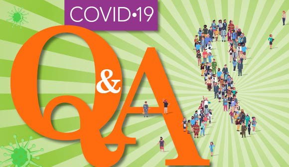 COVID-19 questions for cancer patients