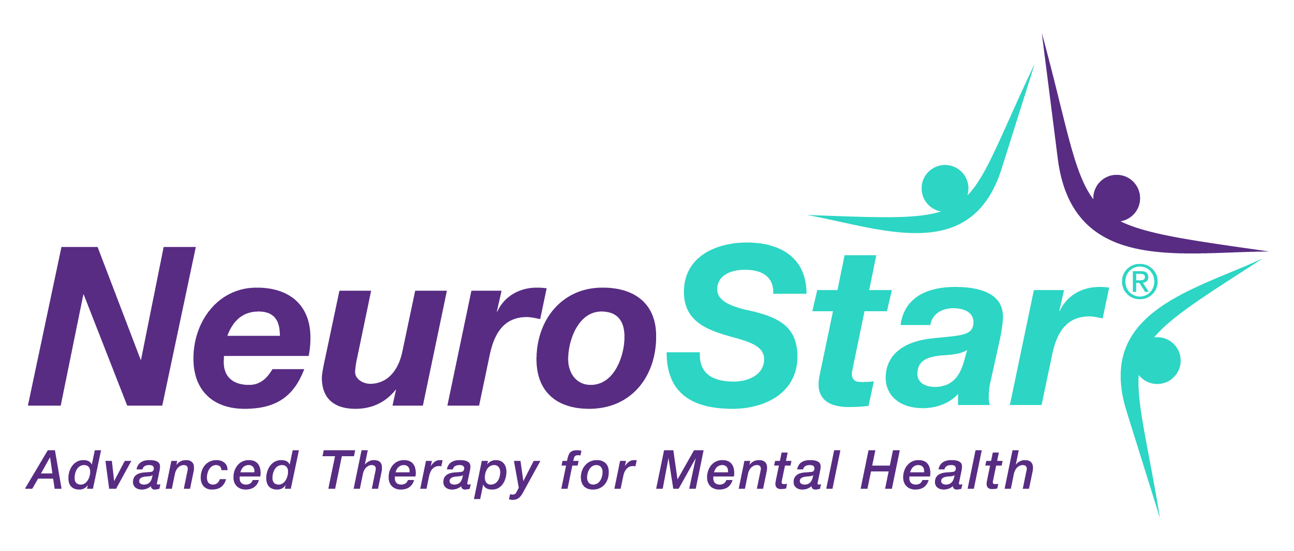 NeuroStar logo that says Advanced Therapy for Mental Health