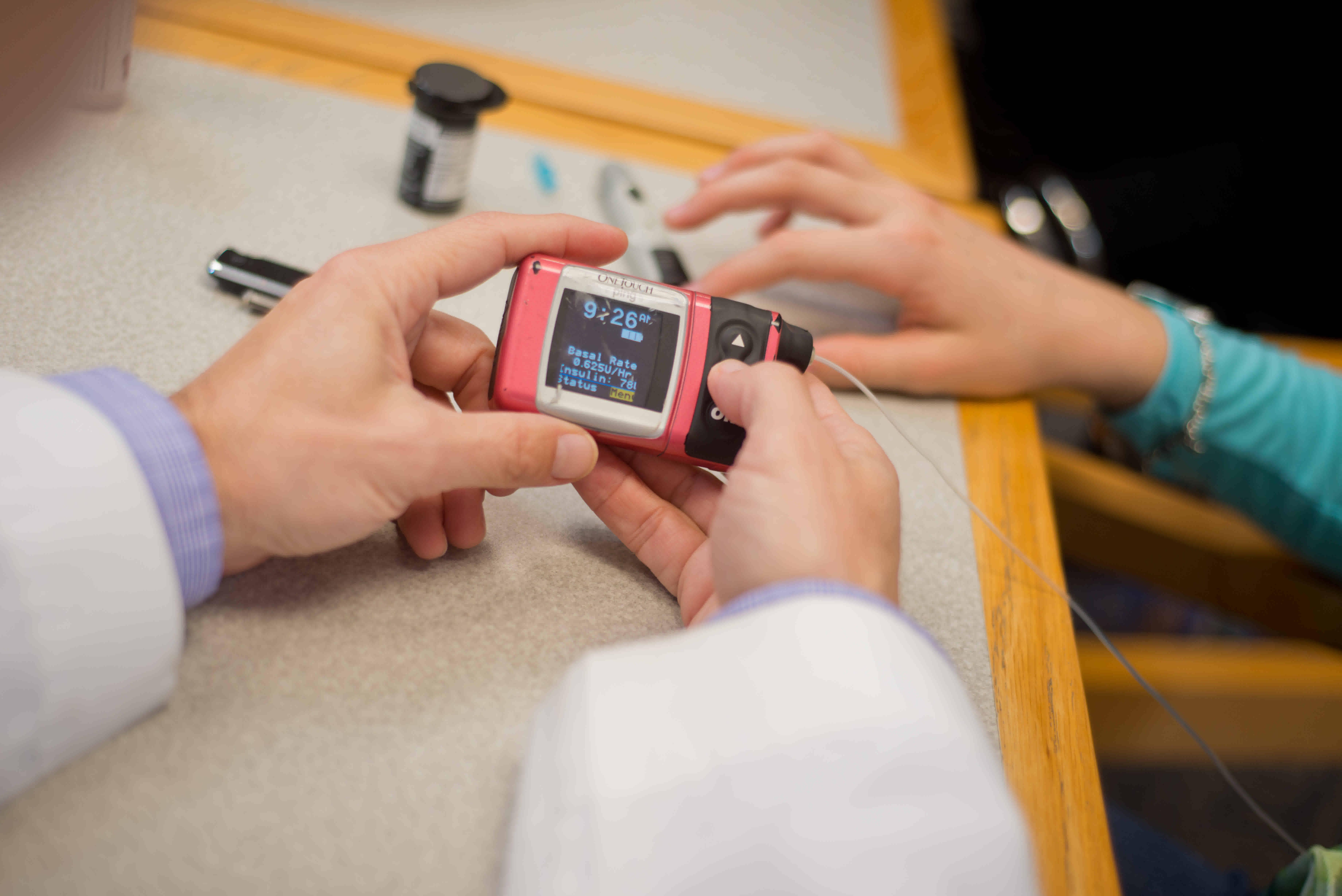 Wolfson Children's Hospital Diabetes Management