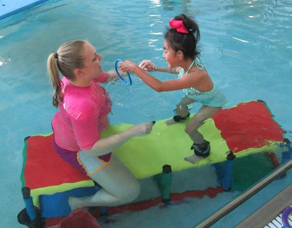 Wolfson Children's Hospital Aquatic Therapy for Children