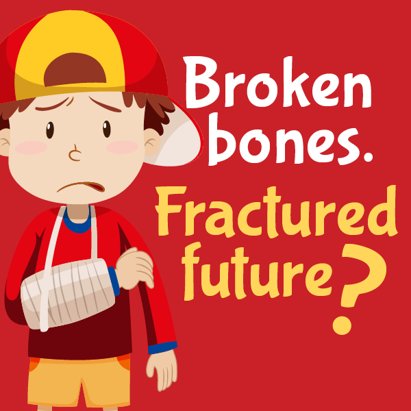 Wolfson Children's Hospital Broken Bones