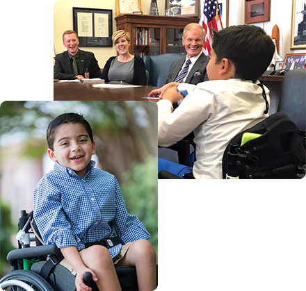 Wolfson Children's Hospital Jacob Legislative Advocacy