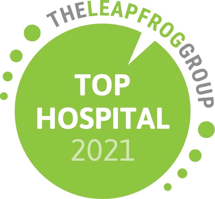 The Leapfrog Group Best Chilren's Hospital