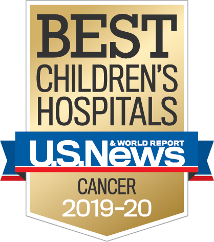 Us News best Children's Cancer Care