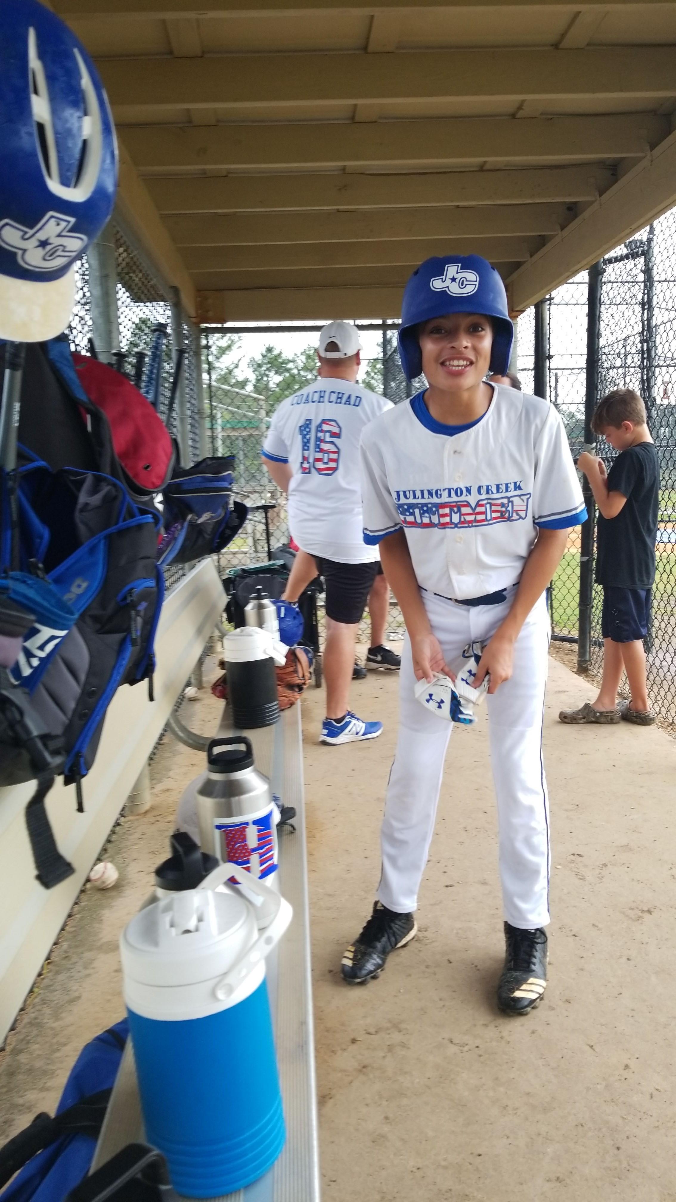 Carlos Baseball