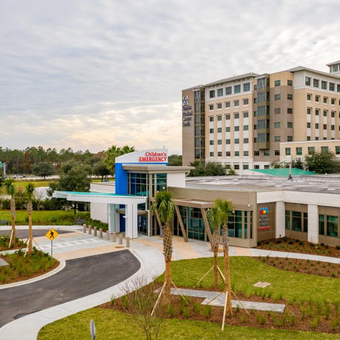 Wolfson Children's Hospital Town Center ER