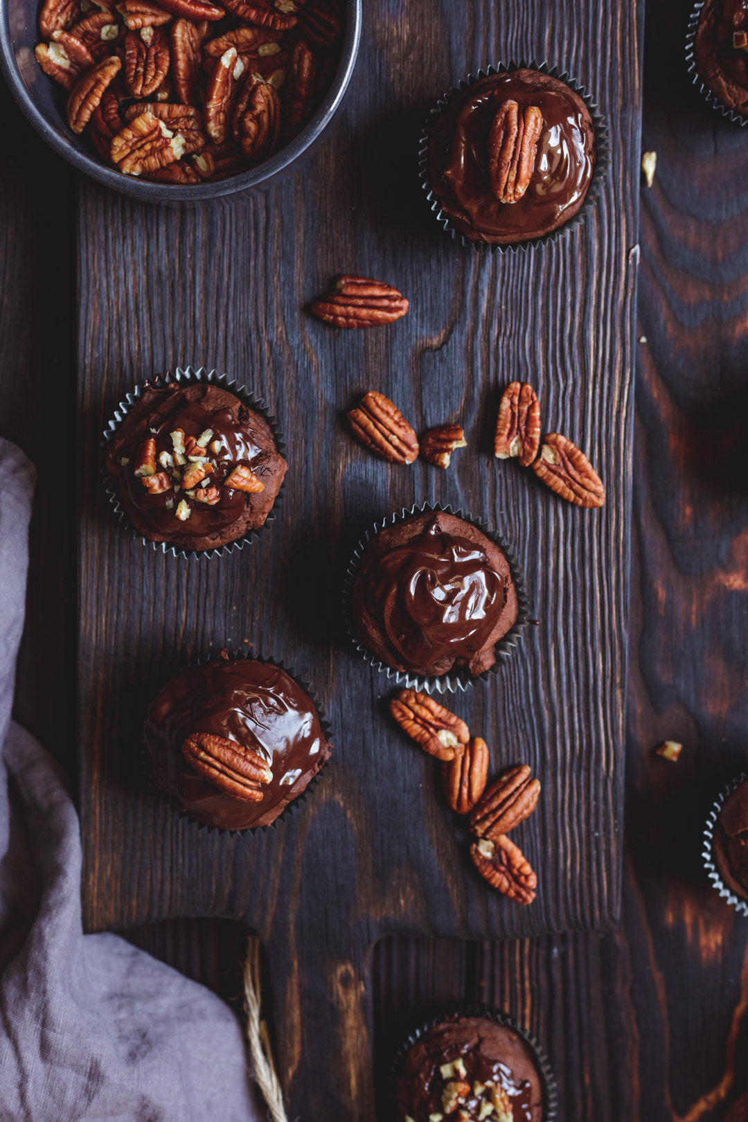 Vegan Dates Muffins