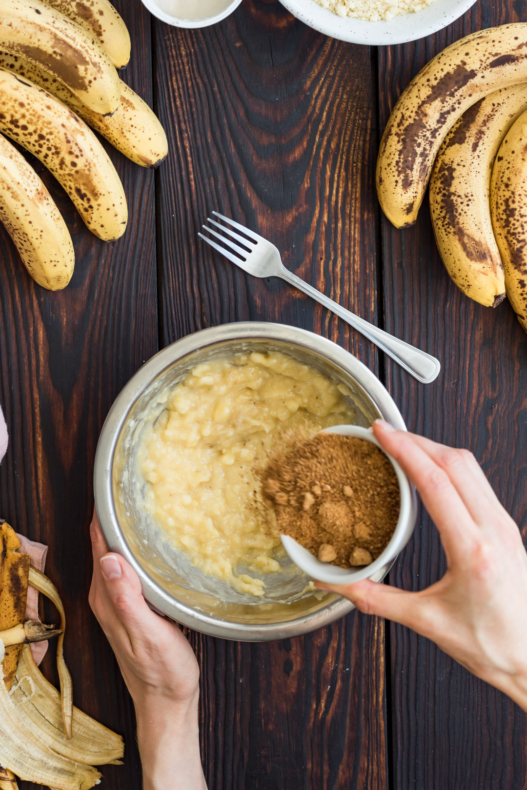 Gluten-free Banana Tart
