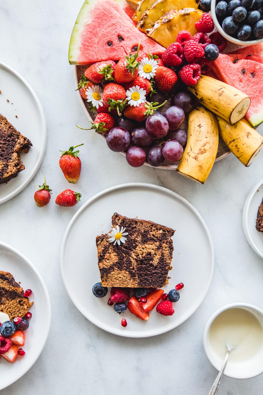 ciasto marmurkowe bezglutenowe