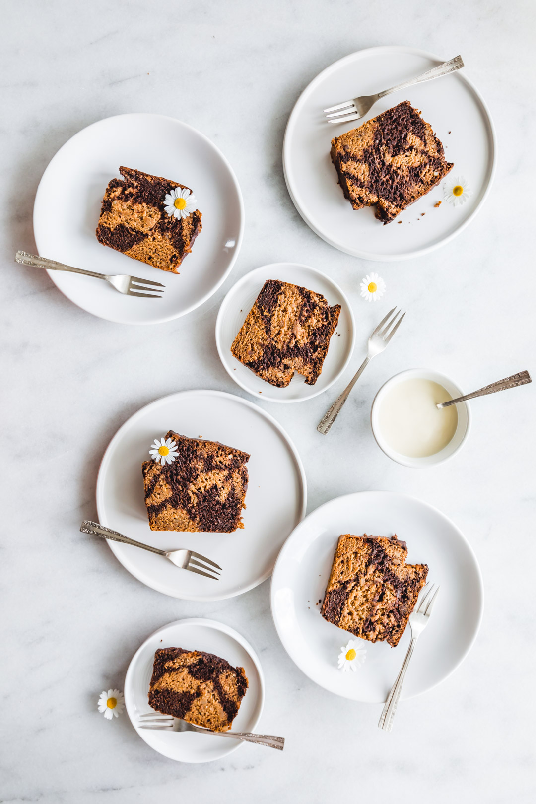 Vegan Gluten-free Chocolate Peanut Butter Banana Bread