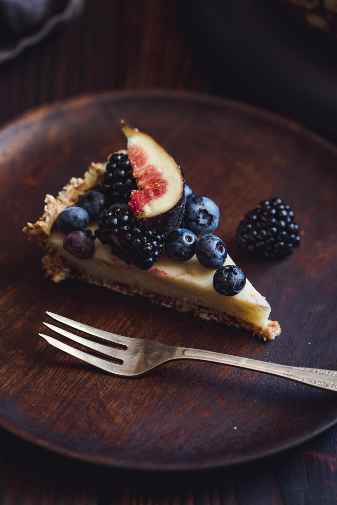 Vegan Gluten-free Tart