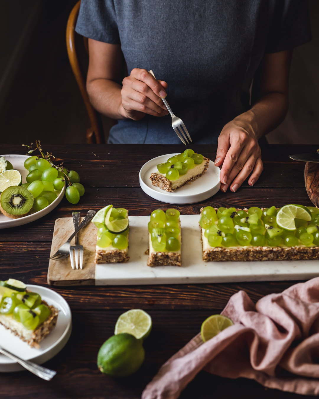 Vegan Lime Tart