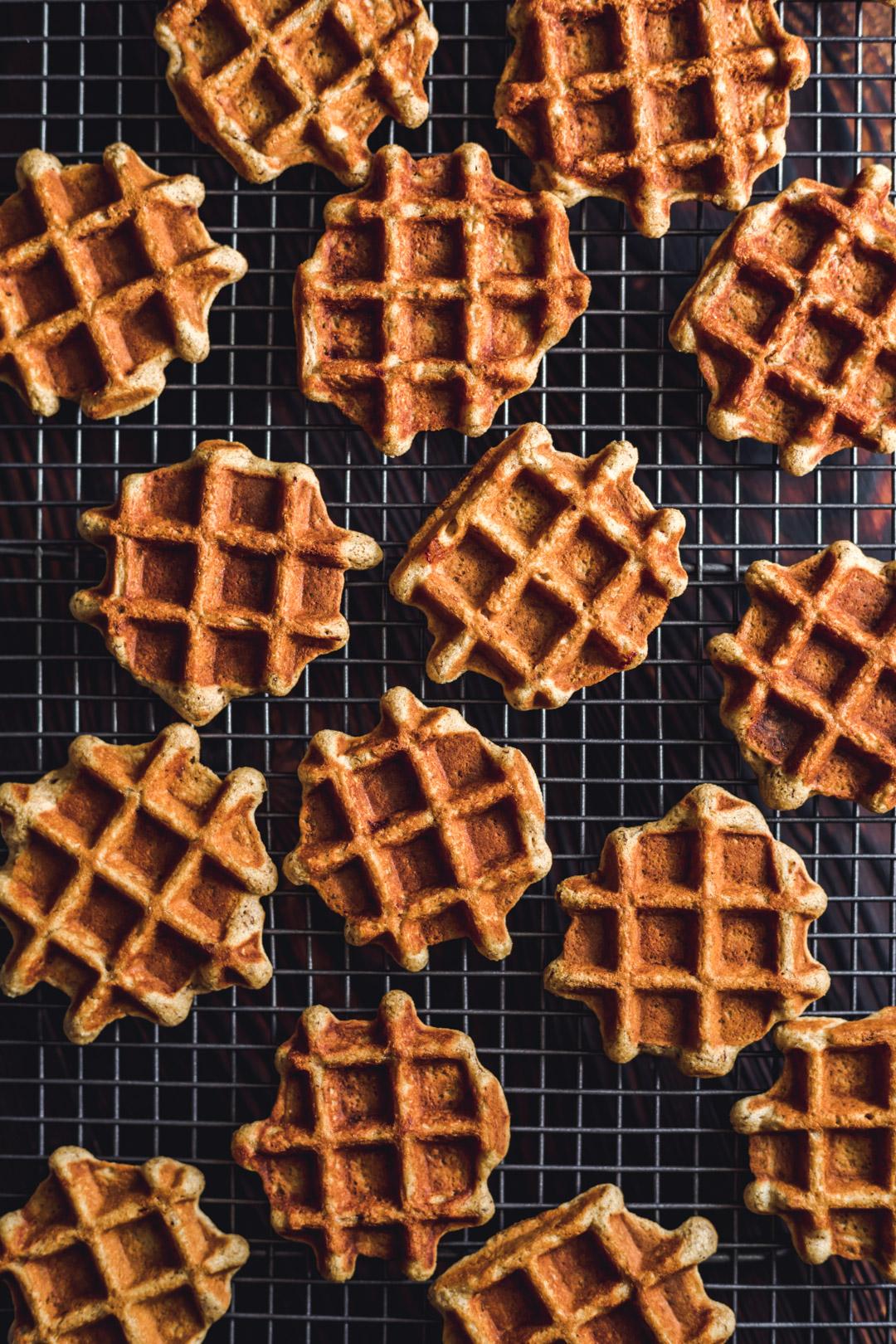 Vegan Gluten-free Waffles