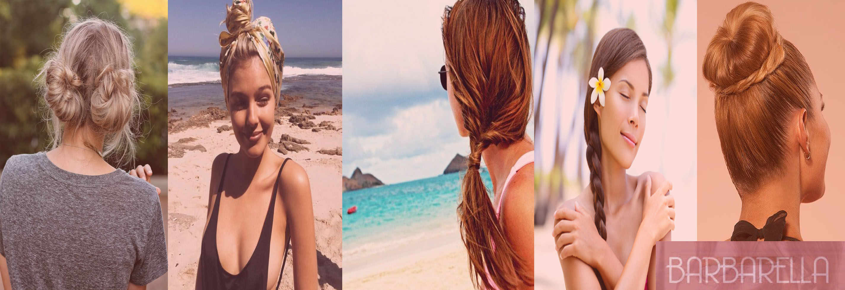 Top 5 Beach Hair Ideas You Can Try Today