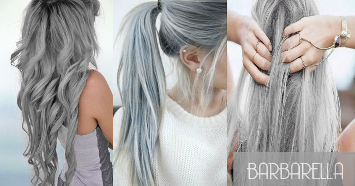 Why It's Hard To Get Grey Hair Colour