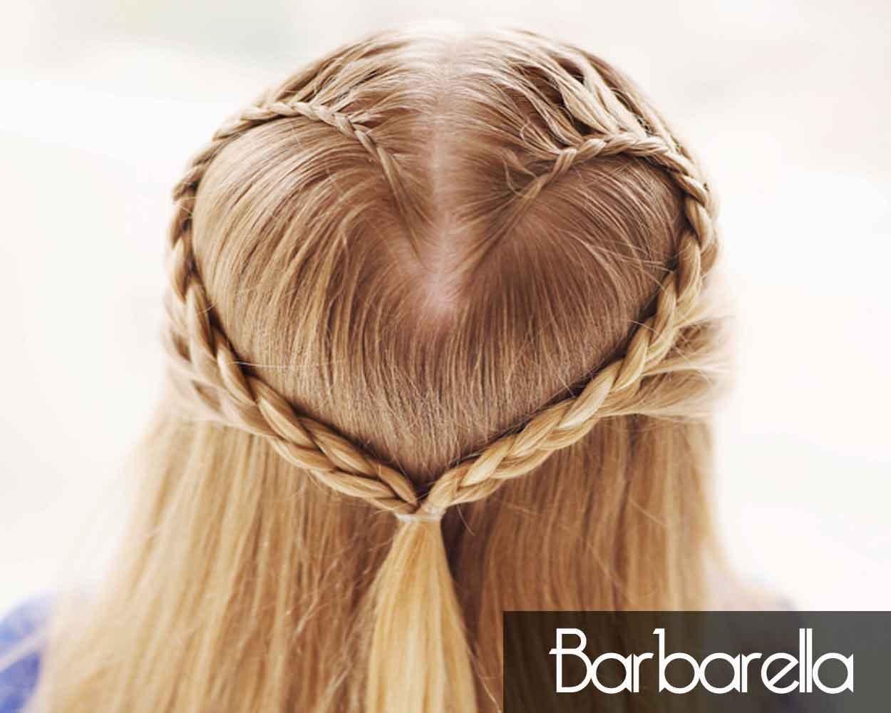 Miraculous A Stunning Braid In 4 Steps Barbarella Hair Schematic Wiring Diagrams Amerangerunnerswayorg